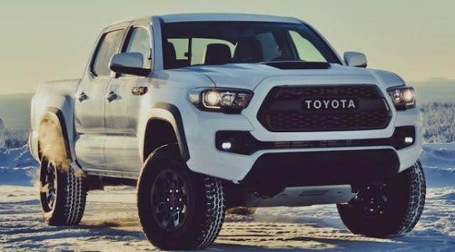 2017 Toyota Tacoma Release Date Canada