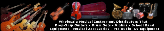 musical instrument & accessory 2017 wholesale catalog