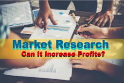 Market Research Can It Increase Profits?