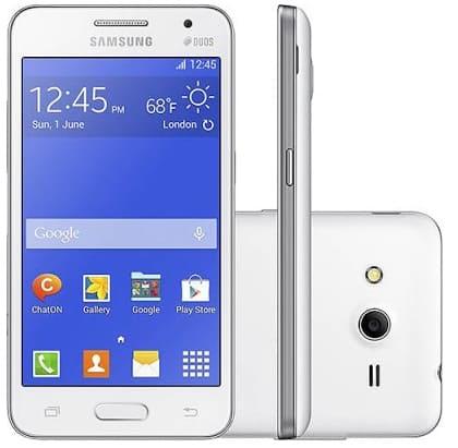 Foto de Smartphone Samsung Galaxy Core 2 Duos G355M 4GB