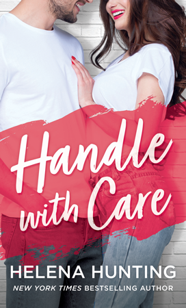 Cover Reveal: Handle With Care by Helena Hunting + Excerpt | About That Story
