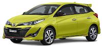 Paket Simulasi Kredit Toyota Yaris di Pekanbaru