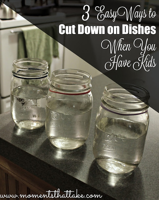 Doing Dishes with Kids