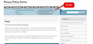 cara membuat disclaimer yang baik - blog