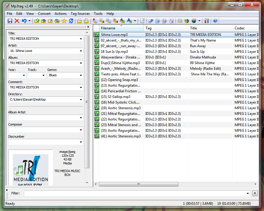 Best MP3 Tag Editor for Windows -