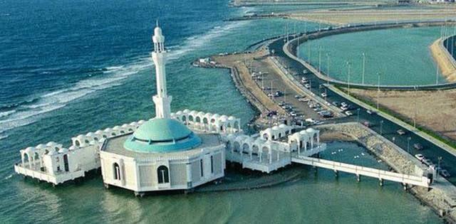 Masjid Terapung - Laut Merah - Jeddah