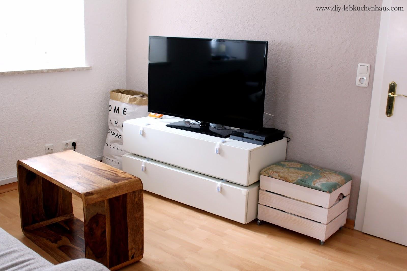2 geniale Farbideen: Wohnzimmer gestalten mit neuer Farbe