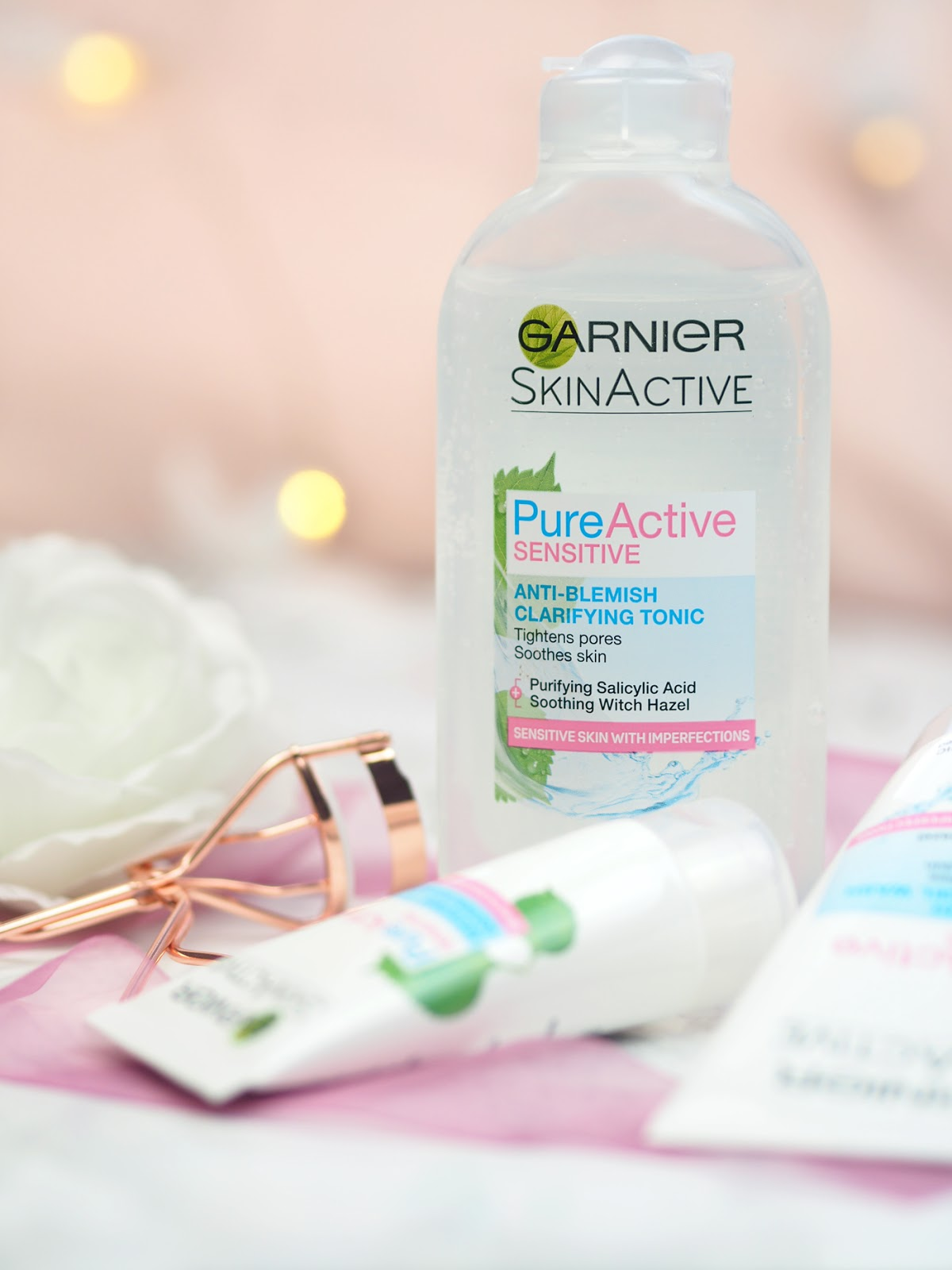 Garnier PureActive Sensitive Range Review