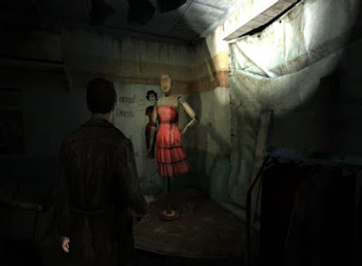 Game Silent Hill Shattered Memories