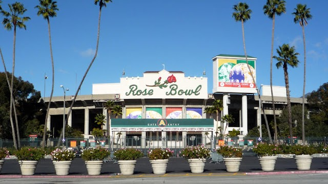 EVENT: Fourth of July Americafest at the Rose Bowl 7/4/17