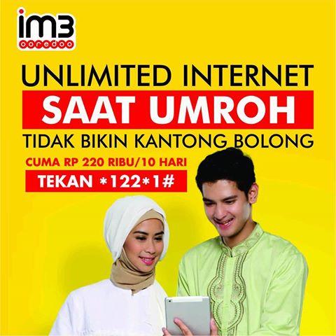 Paket Umroh Indosat Info Tarif, Roaming & Cara Aktifasi