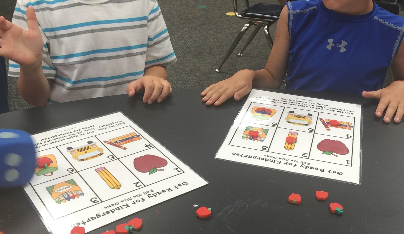 First Days of 16-17   Here We Go! - I Love Kindergarten