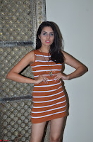 Actress Nikhita in Spicy Small Sleeveless Dress ~  Exclusive 051.JPG