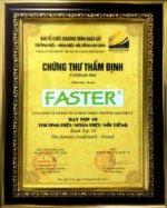 Bếp điện từ Faster dùng đểu lắm phải không?