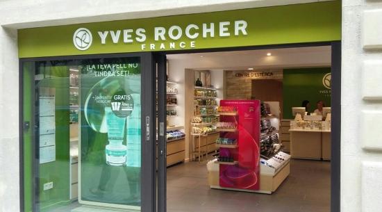 Atelier Lab de Yves Rocher - Barcelona