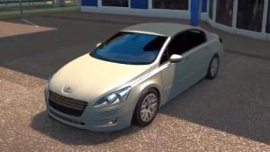 Peugeot 508 car mod