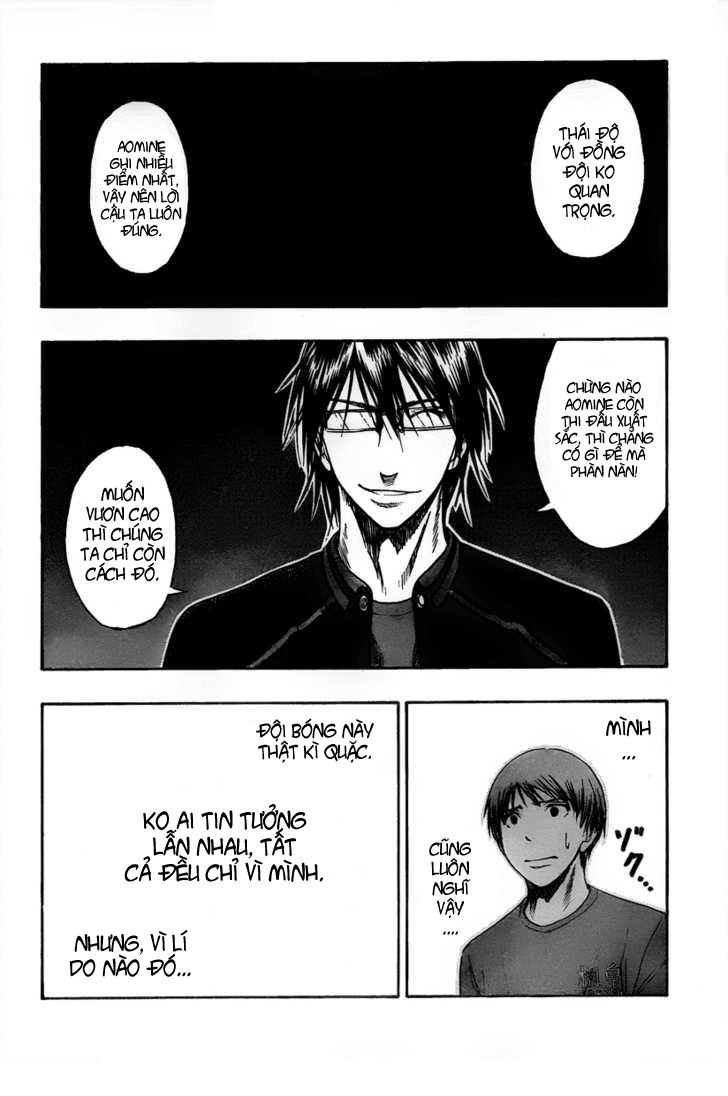 Kuroko No Basket chap 047 trang 11