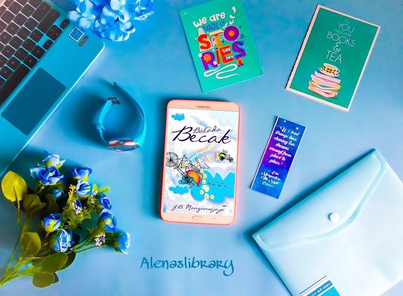 Ulasan Buku : Balada Becak Karya Y.B. Mangunwijaya