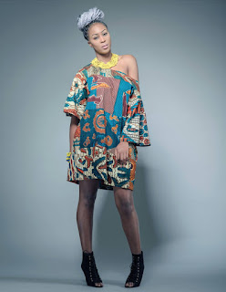 African Print Dresses African Clothing African Fashion