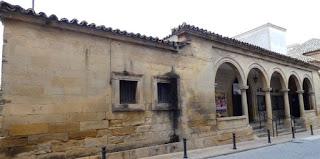 Mercado de Abastos de Baeza.