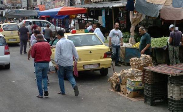 سيارات دمشق وريف دمشق في السويداء إلى التسوية أو تعود إلى محافظتها