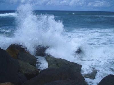 Meditar y fluir como una ola