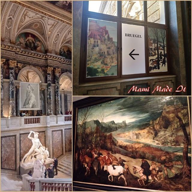 Bruegel exhibition in Vienna Art Museum
