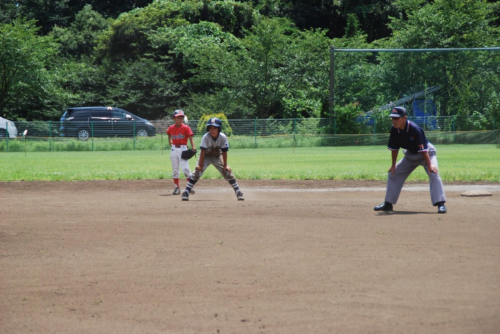 がんばれ!  綾南少年野球チーム