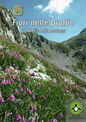 Fiori delle Orobie series. 3. Media e alta montagna.