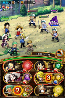 One Piece Treasure Cruise Mod Apk for Android