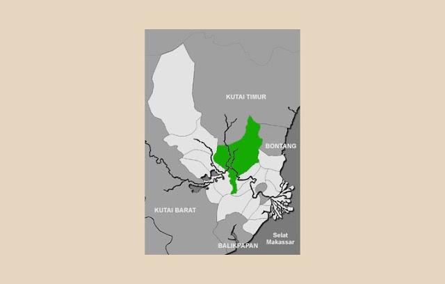 Wilayah Kerajaan Kutai