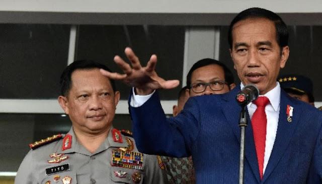 Jokowi Tanggapi Demo Mahasiswa: Silakan, Tapi Ikuti Aturan