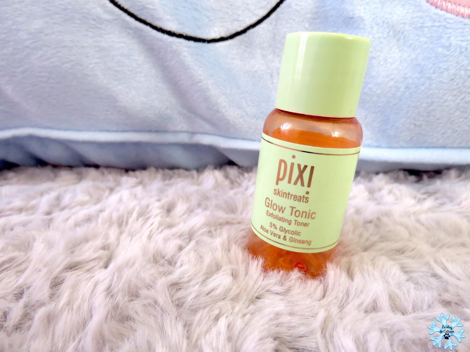 Glow Tonic - Exfoliating Toner - Pixi Skintreats
