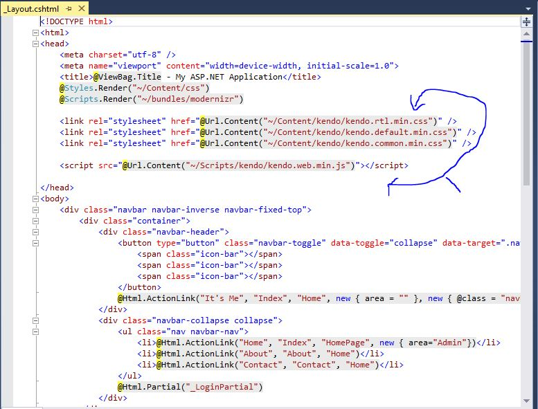 how to create database with aspnetroles in asp.net mvc