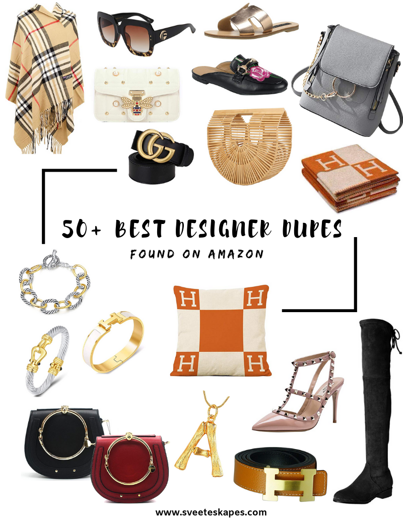 25d006b1a24 The Ultimate Designer Dupe Finds On Amazon - Sveeteskapes