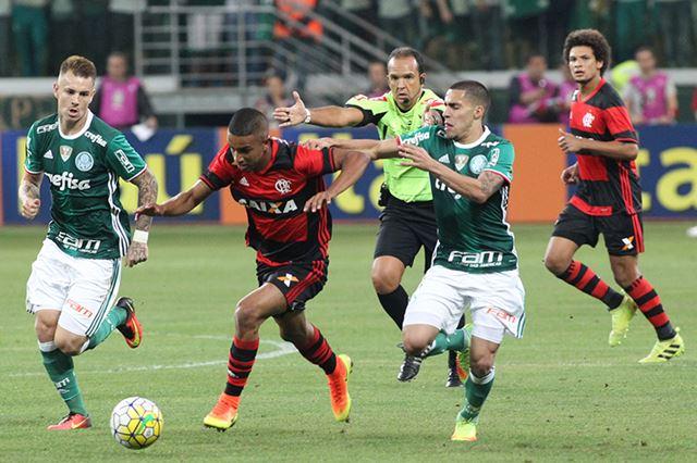 Líder e vice-líder empataram pelo Brasileirão. Foto: Agência de Futebol Interior