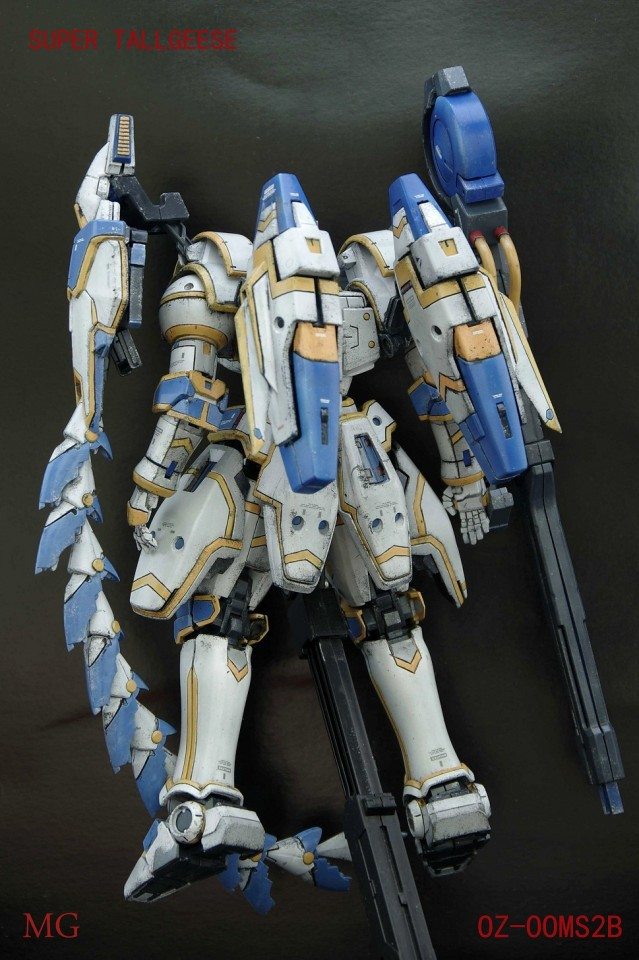 "MG 1/100 ""Super Tallgeese"""