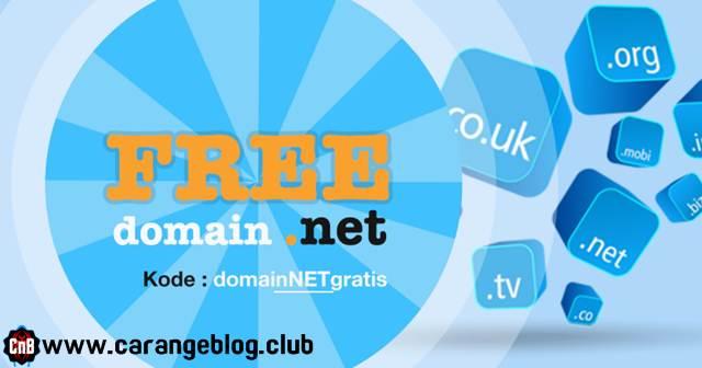 Domain .NET Gratis untuk 200 Pemenang, Promo Domain NET Gratis dan Termurah dari IDCloudHost Oktober 2016