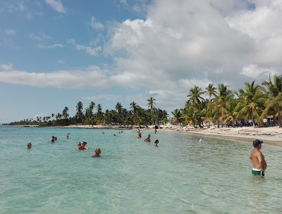 Playa Mano Juan, Isla Saona, República Dominicana, vuelta al mundo, round the world, mundoporlibre.com