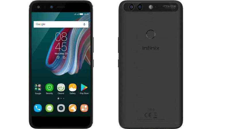 Shopee and Infinix Team-up for an Exclusive Launch of Infinix Zero 5 Pro