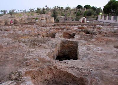 Necrópolis Puig de Molins en ibiza