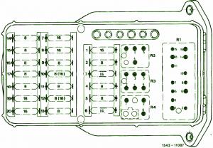 mercedes fuse box diagram fuse box mercedes benz 1988. Black Bedroom Furniture Sets. Home Design Ideas