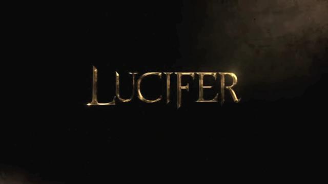 Lucifer écran titre