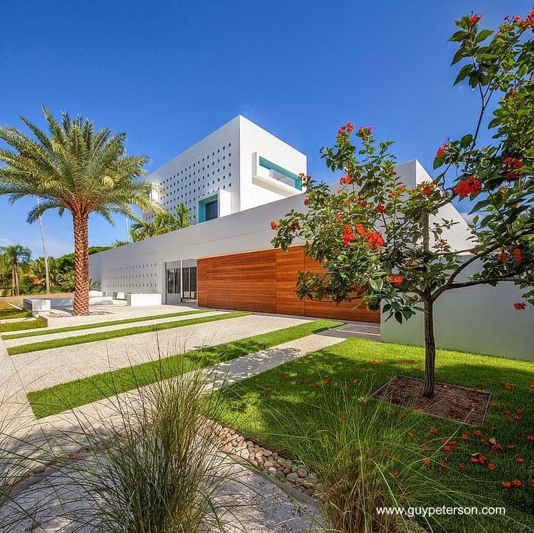 Residencia moderna en Sarasota, Florida