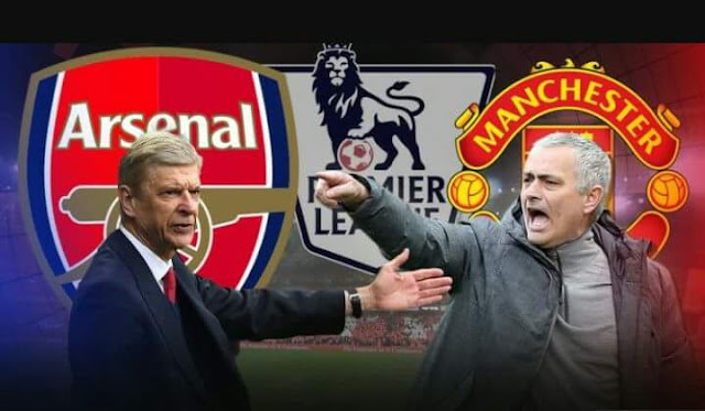 Live Streaming Arsenal vs Manchester United 7 Mei 2017