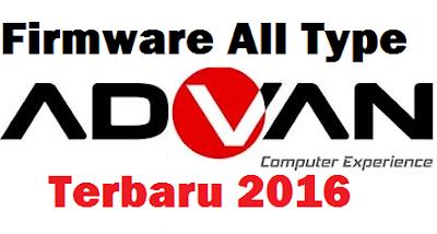 Kumpulan Stock Rom Advan Vandroid (All Type) Terbaru 2016