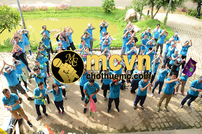 MC TEAM BUILDING, MCVN, CHO THUÊ MC TEAM BUILDING