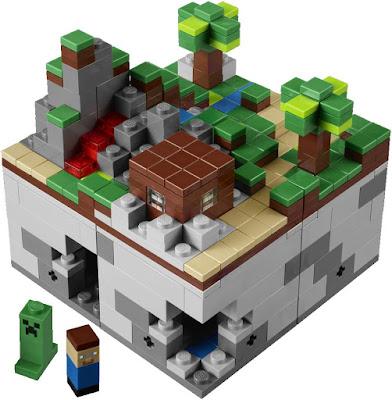 lego de minecraft