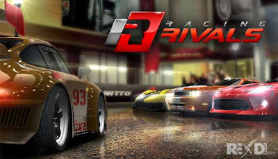 Racing Rivals Apk Mod Data for Android Turbo Online