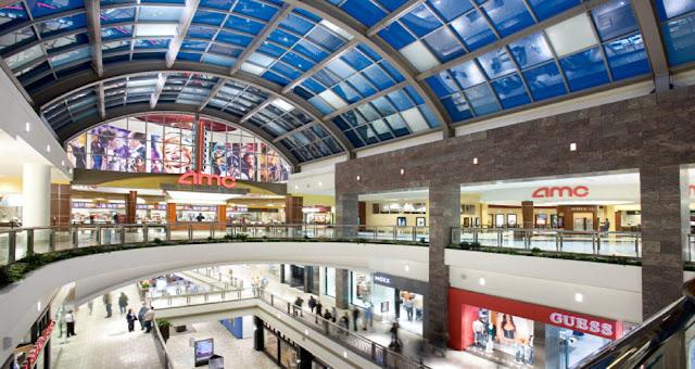 Shopping Tyson Corner Center em Washington